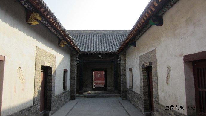南北朱村访张昺遗迹(一)